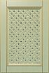 фасад с решеткой