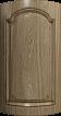 фасад дуговой глухой